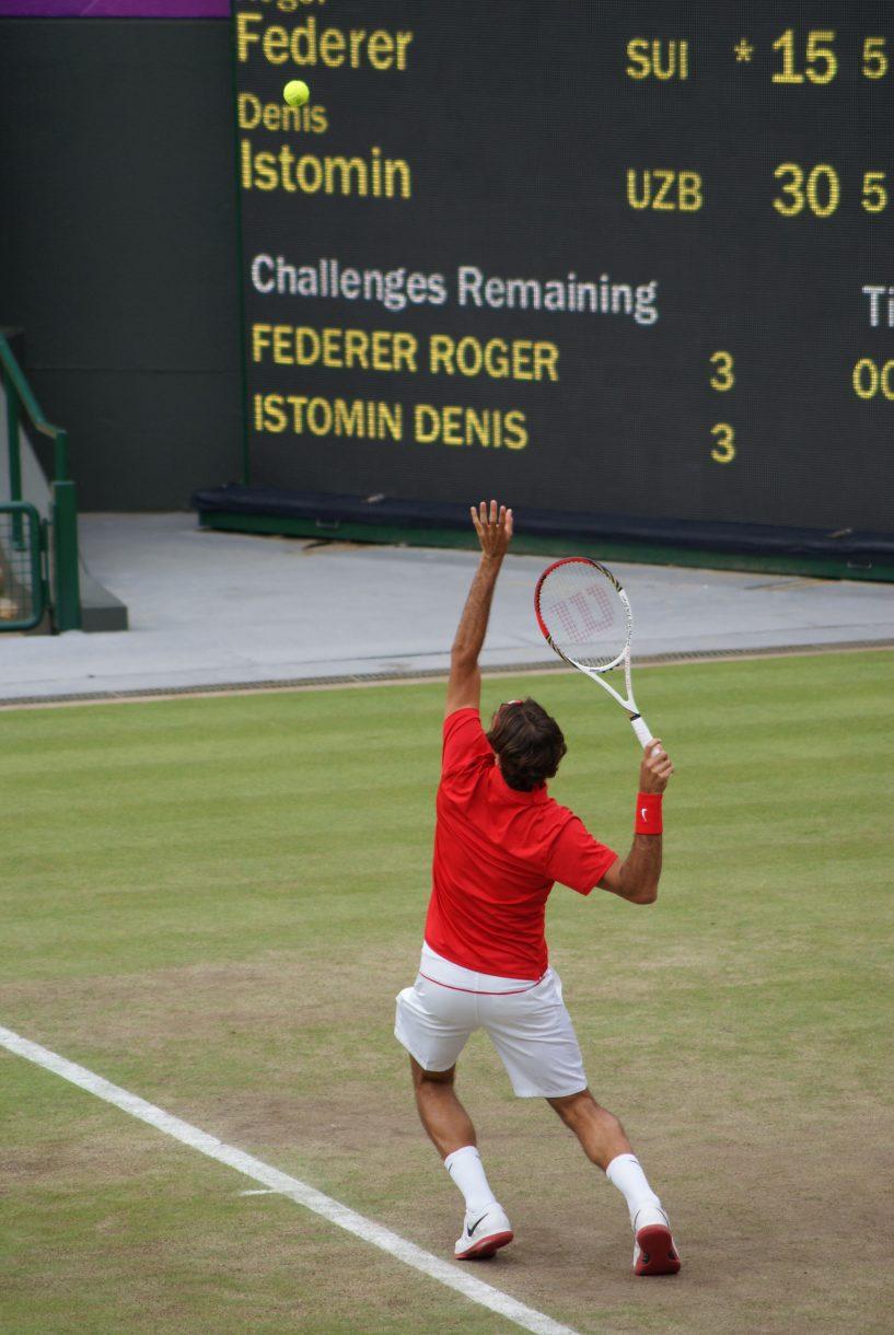 ספורט טניס בלונדון