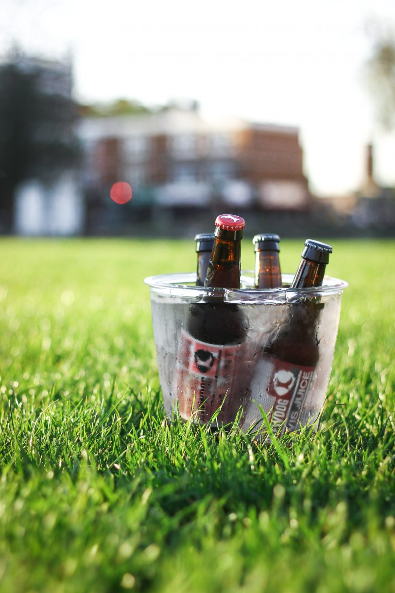 קיץ בלונדון עם בירה